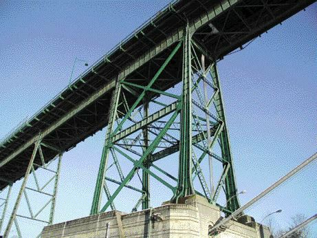 Lions Gate Bridge Seismic Upgrade
