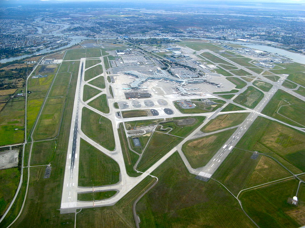 2010 Vancouver Airport Expansion